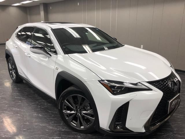 2019 Lexus Ux250h Hybrid F Sports Moon Roof Lexus Suv Lexus Suv For Sale