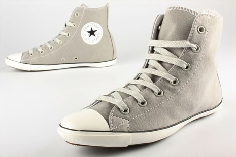 converse high tops...stuff the heels or pretty girl look, from now on i'm wearing these!!!