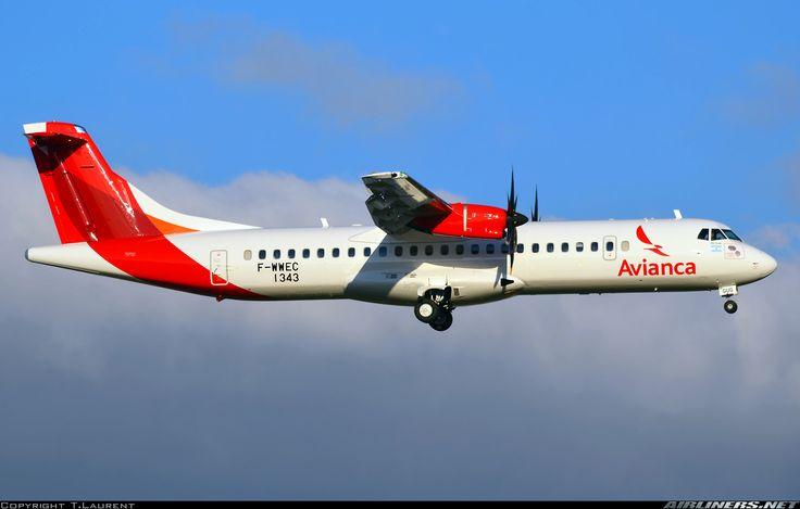 ATR ATR-72-600 (ATR-72-215A) - Avianca Argentina   Aviation Photo #4123583   Airliners.net