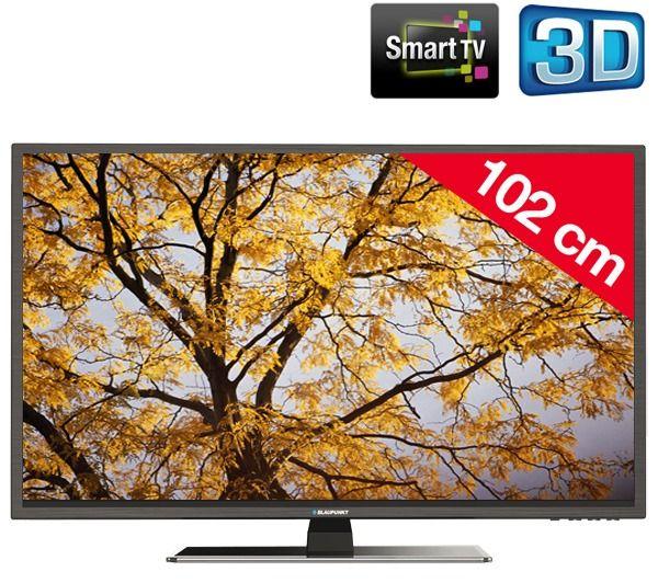 BLAUPUNKT - BLA40/133Z - Televisore LED 3D Smart TV