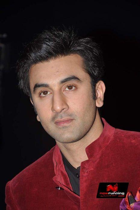 Ranbir Kapoor On The Sets Of KBC