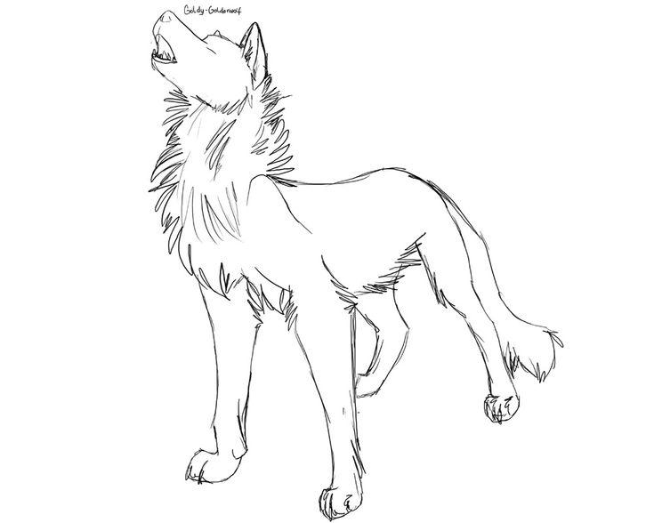 Картинки волк лайны