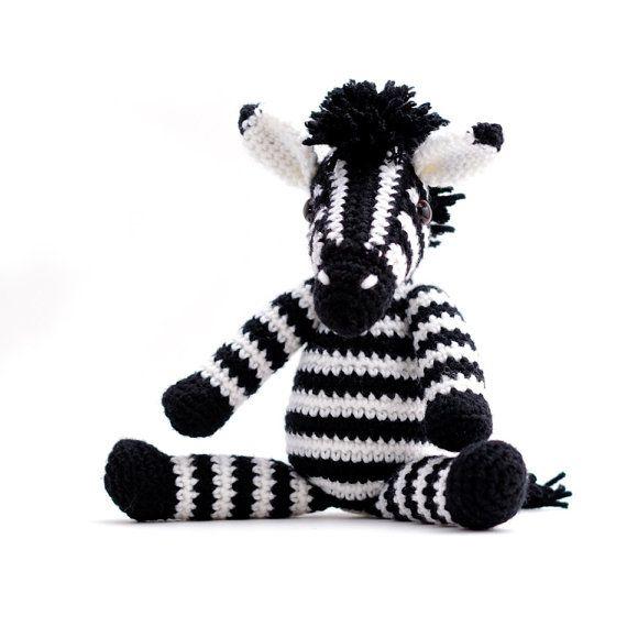 Amigurumi Zebra Patroon : 17 Best ideas about Crochet Zebra Pattern on Pinterest ...