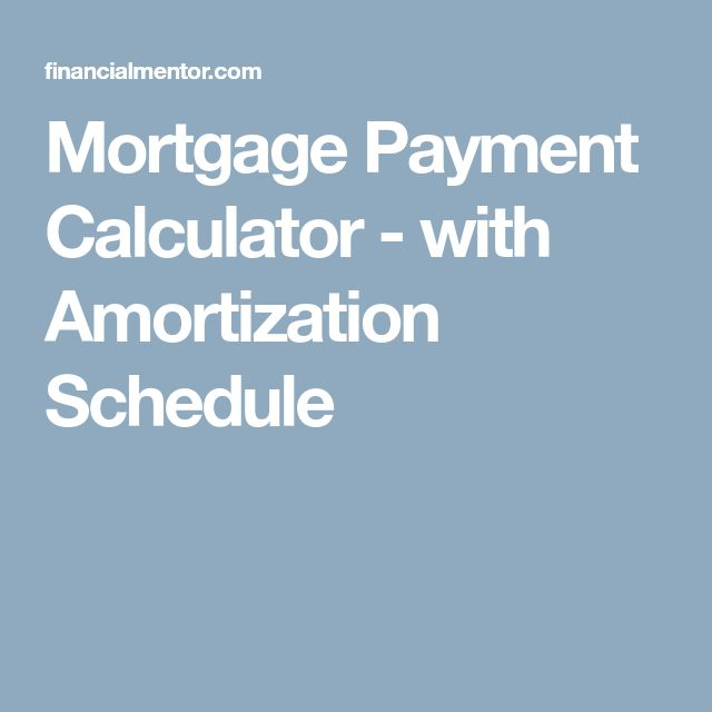 Best 25+ Mortgage amortization calculator ideas on Pinterest - lease payment calculator