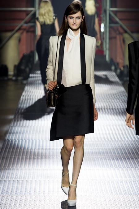 #Lanvin Spring 2013 RTW Fashion Week