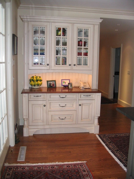 45 best hutch designs ideas images on pinterest - Kitchen built in cupboards designs ...