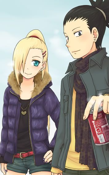 13 best images about Shikamaru X Ino on Pinterest | Canon ...