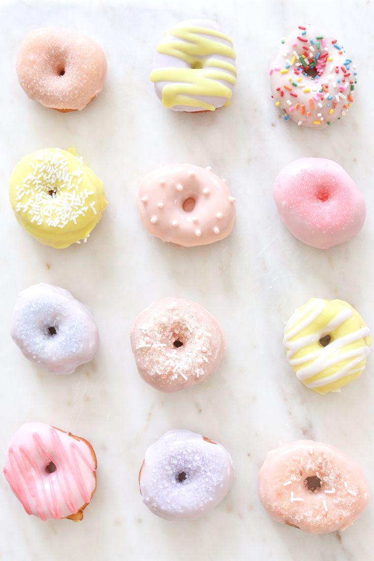 Donuts recipe DIY http://monikahibbs.com