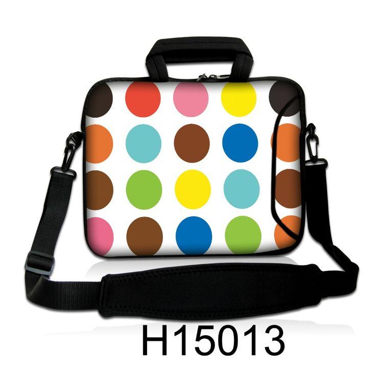 "Soft neoprene laptop briefcase sleeve bag 15"" notebook bag for Macbook Pro 15-inch(MACBOOK PRO)"