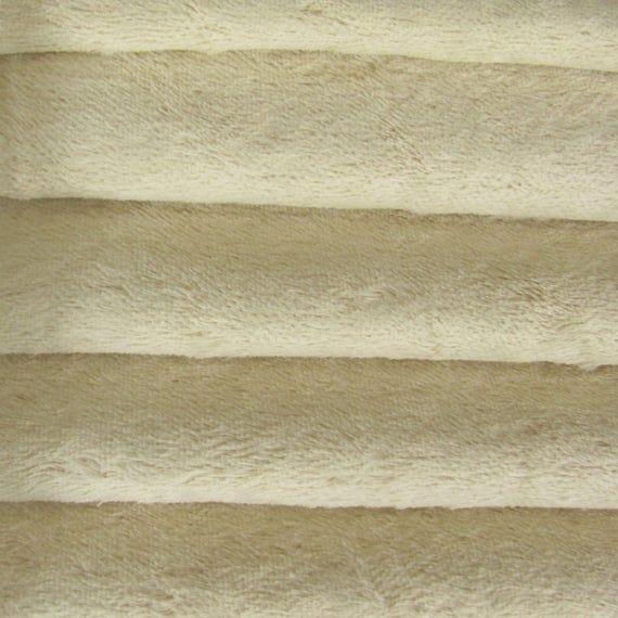 "Dense German Viscose Fur Fabric 1//4 yd VIS1 Stone INTERCAL 6mm /""Flat/"" Med"