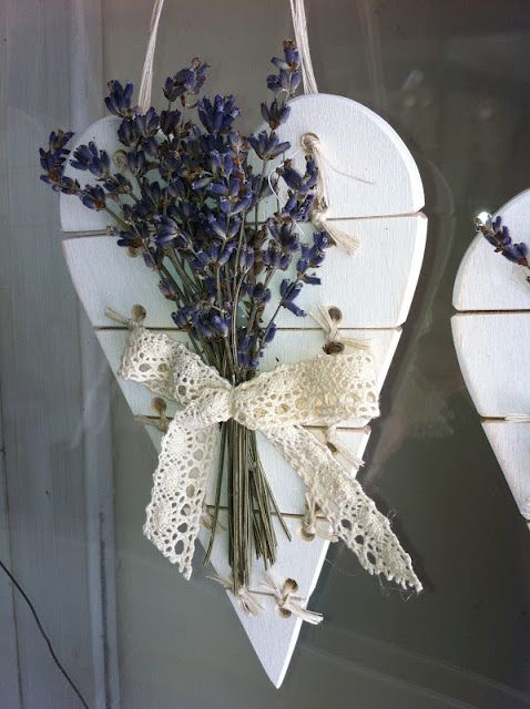 Sweet lavender wall hanging. In the light of my eyes Weekend journey led Tihany…