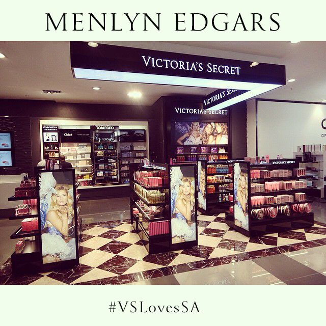 Victoria Secret Beauty and Accessories Now open in Edgars #VSLovesSA