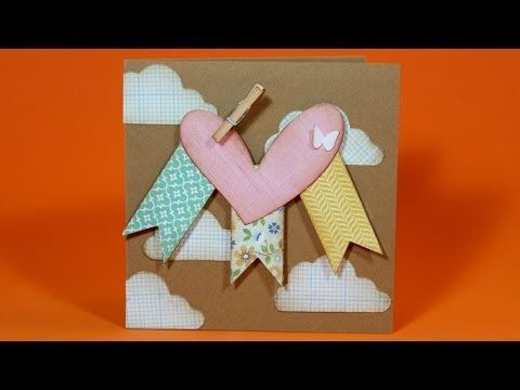 diy san valentin valentines cards tarjetas de amor love cards card making scrapbook pintura