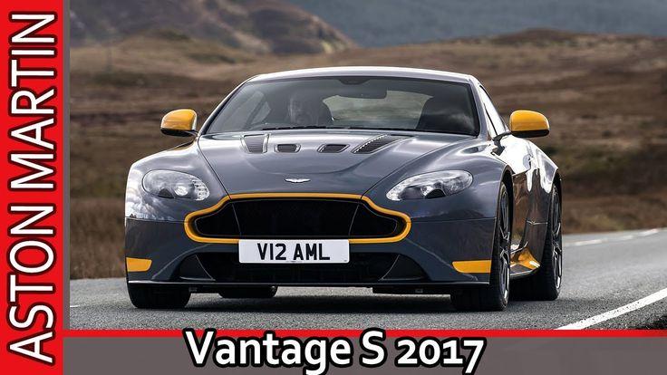 Aston Martin Vantage S 2017 / Астон Мартин Вантаж С 2017 - Обзор от AUTO...