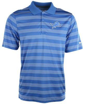 Nike Men's Detroit Lions Preseason Polo Shirt