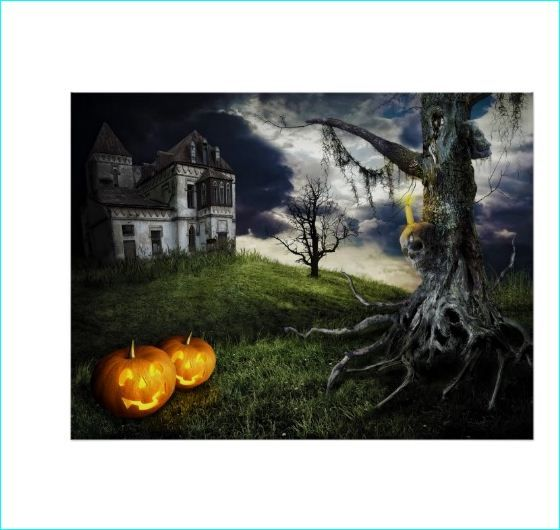 20 Scary Halloween Posters