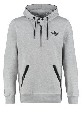 Genser - medium heather grey