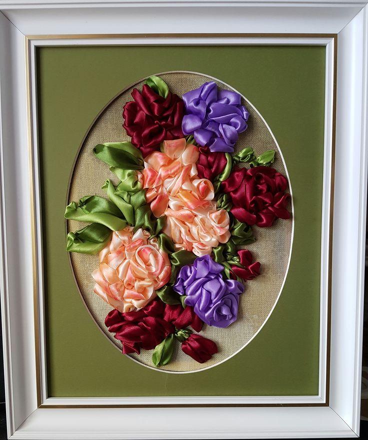 Silk Ribbon Embroidery 400 Euro