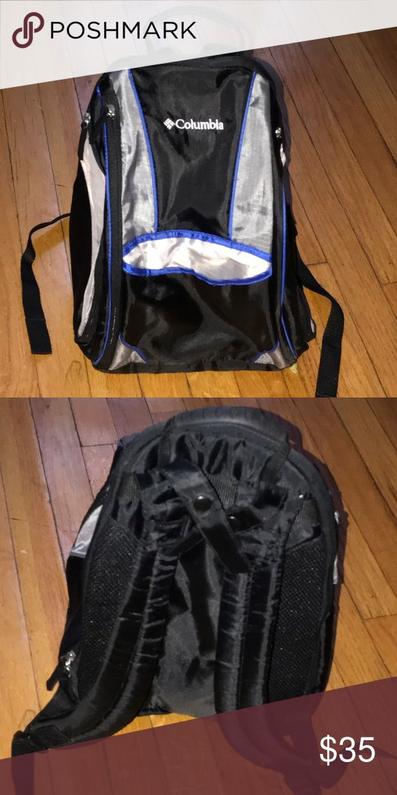 Columbia Diaper Bag Like New No Stains
