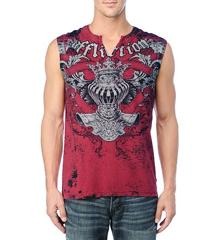 Stores that sell affliction clothing