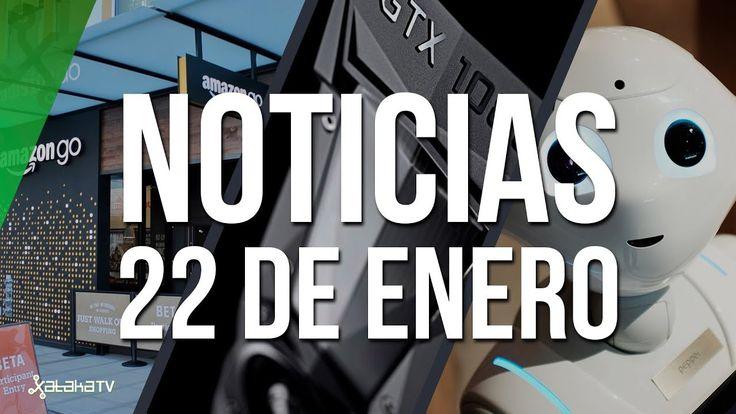 Tiendas SIN CAJEROS de AMAZON GO el PRECIO de las GPUs se DISPARA por los BITCOINS y más | XTK Now!