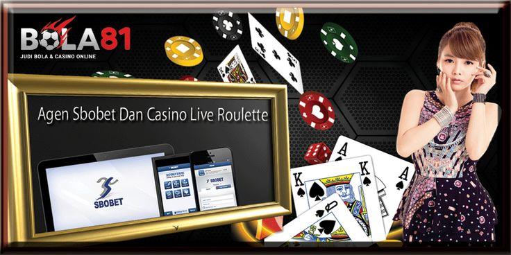 Bola81 merupakan Agen Sbobet Dan Casino Live Roulette terbaik dan terpercaya dengan minimal deposit hanya 25 ribu dan withdraw 50 ribu di indonesia