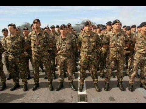 Prova a non piangere... militari che tornano a casa