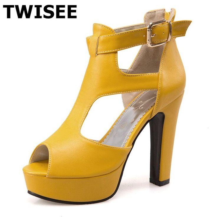 Elegant high shoes Chaussures pour Femmes Peep Toe Talons Hauts Sandales Mariage/Bureau Et CarrièRe/FêTe Et SoiréE, Green, 39