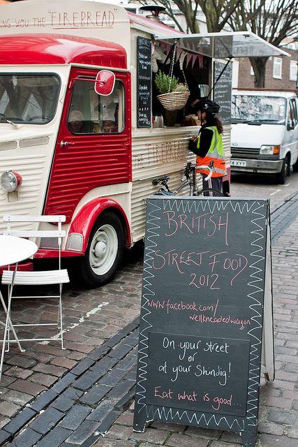 Well Kneaded Wagon | London