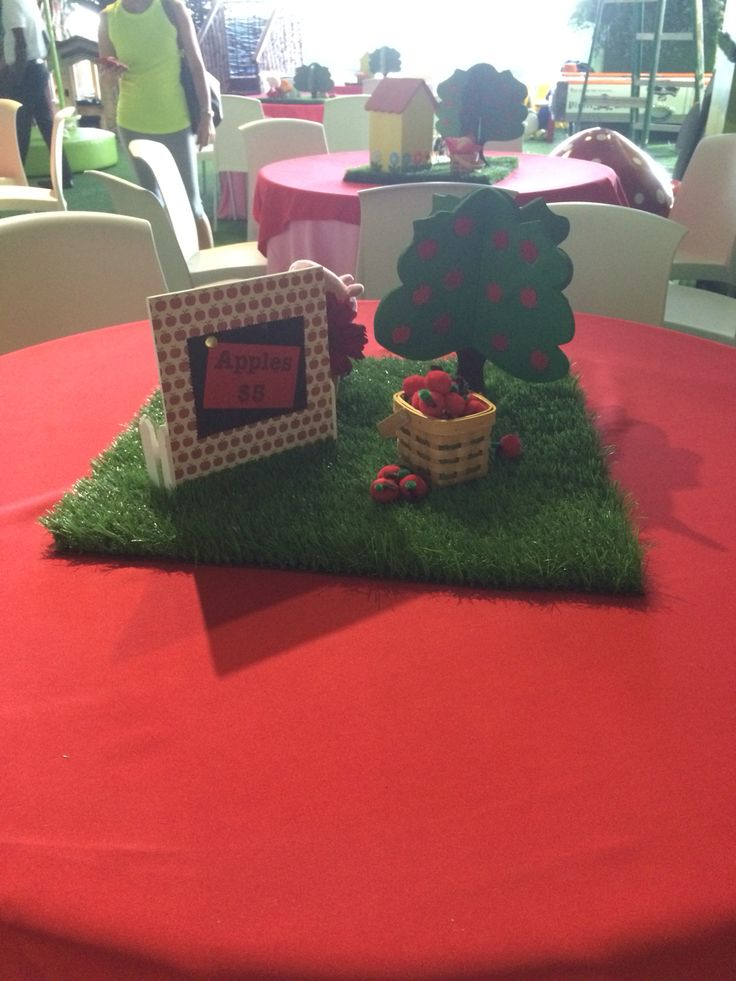 Peppa Pig Table Centerpiece Peppa Pig Birthday Party