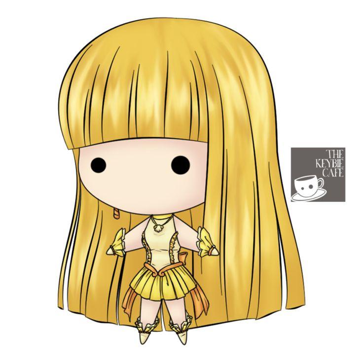 Mermaid Melody Pichi Pichi Pitch keybies - Coco