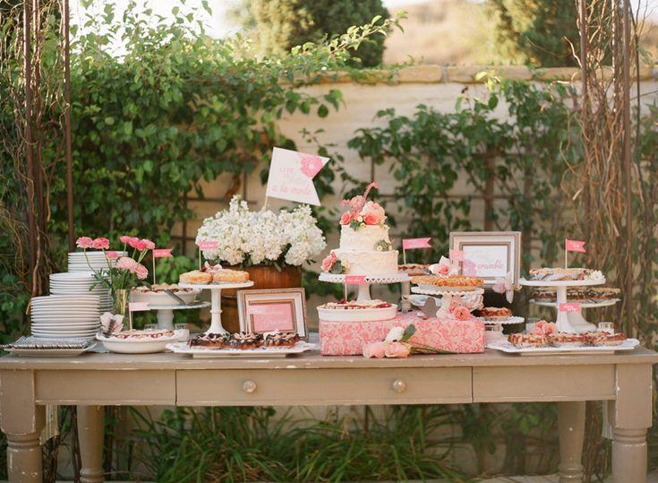 Die besten 17 Bilder zu dessert tables auf Pinterest Dessertbuffet
