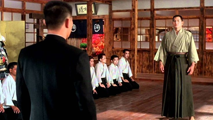 Fist of Legend 1994 Fight scene [ HD ]