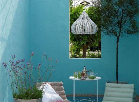 25 beste idee n over marokkaanse tuin op pinterest - Tuin marokkaans terras ...