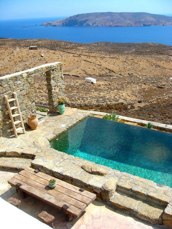 Drakothea Villa Rental, Mykonos, Greece