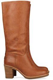 Bruine Shabbies laarzen 250162B boots