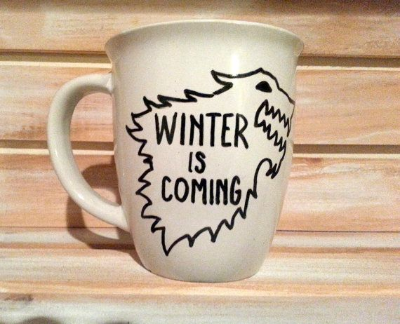 Hey, I found this really awesome Etsy listing at https://www.etsy.com/listing/188767545/winter-is-coming-game-of-thrones-quote