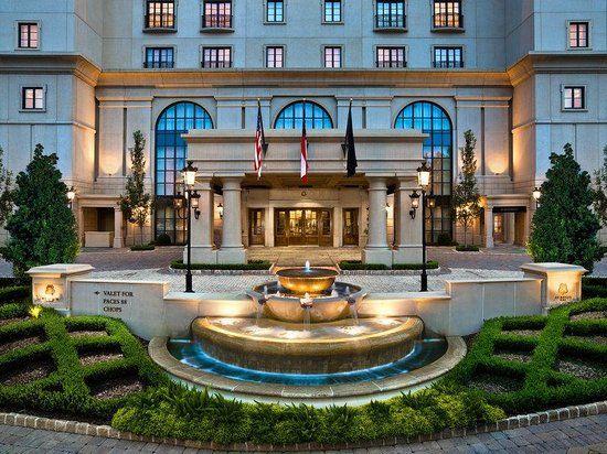 United States - The Top 25 Luxury Hotels #18 - The St. Regis Atlanta, Atlanta, GA