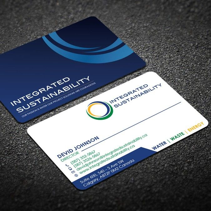 203 best business card desing images on pinterest business cards create a professional new business card design for an innovative engineering and reheart Images