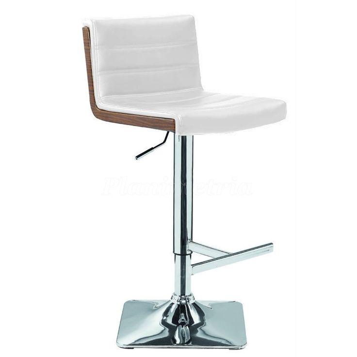 Фото Барный стул высокий R3131 white (R3131 белый)