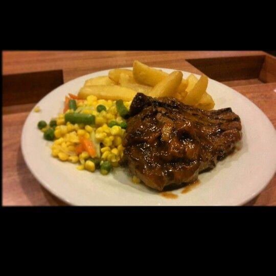 """Rib Eye """"Abuba Steak"""""""