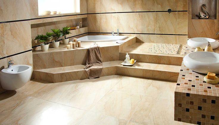 Sahara inspiration #bath #bathroom #stone #obipolska #insporation