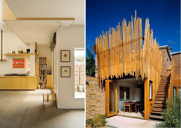 Fiddlesticks - Cool Extension of a House in Melbourne