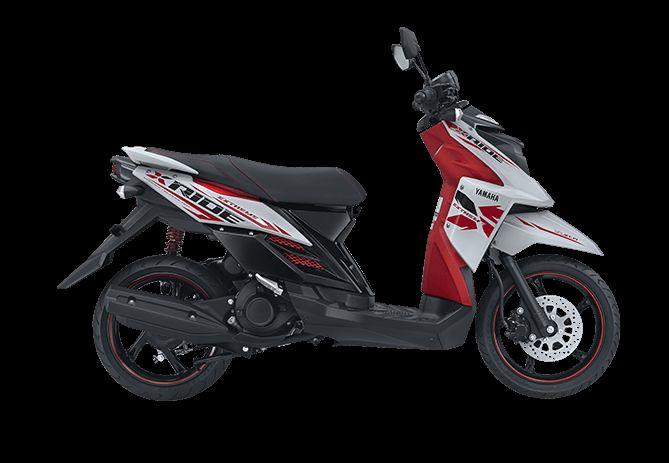Harga Promo Kredit Motor Yamaha X Ride Dealer Motor Yamaha Jakarta - Kredit Motor Yamaha X Ride, Harga Murah, Proses Cepat dan Mudah