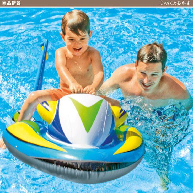2016 Children Swimming Seat Moto Swim Ring Water Fun Pool Toys roaling Ring Seat Boat Kids Swimming for Baby Girls or Boys