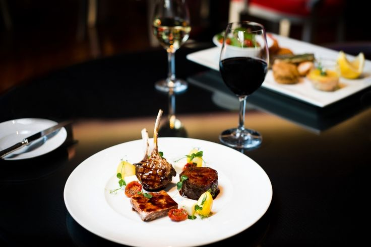 Lamb Journey from our Restaurant gigi's 'Indulge Menu' - eat@theg.ie