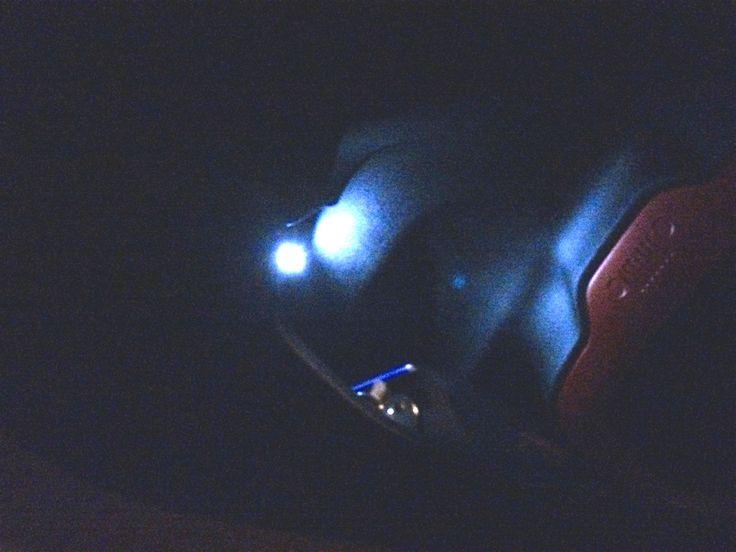 Illuminazione tasche portiere