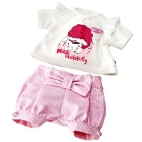 Baby Annabell Pink Butterfly Set