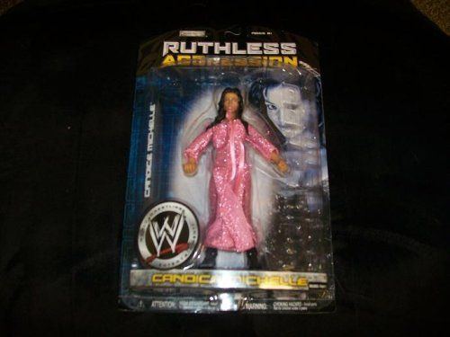Candice Michelle Action Figure by Jakks. $14.99. This is an officially licensed WWE Jakks action figure. It is brand new.. Save 63%!