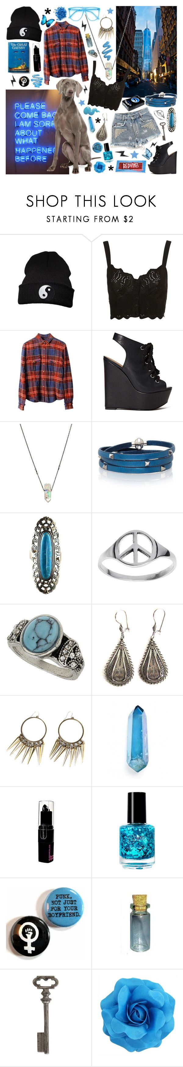 """""""Wish we could turn back time, to the good ol' days"""" by aquabatgirl ❤ liked on Polyvore featuring Ryan Michael, Shoe Cult, Stone & Honey, Sif Jakobs Jewellery, Tressa, Miss Selfridge, Pull&Bear and Thirstystone"""